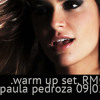 Paula Pedroza @ Rio Music Conference 2013 - Warm up -Fat Boy Slim
