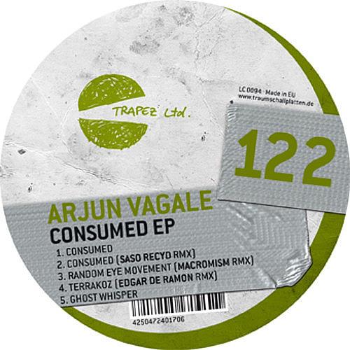Trapez ltd 122 2 Arjun Vagale Consumed(Saso Recyd Remix)