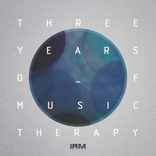 V.A. 3 Years of Music Therapy - Continuous Mix