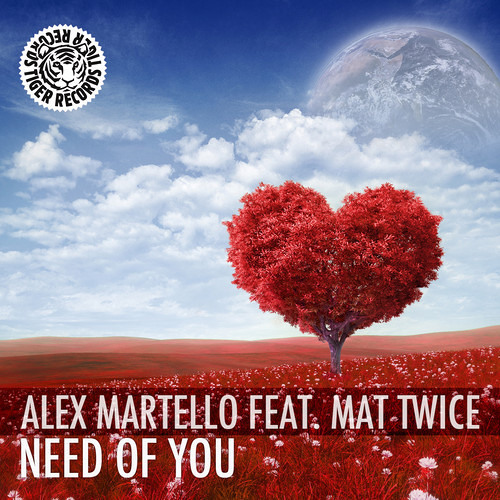 Alex Martello feat. Mat Twice - Need of you (Herian & Alleston vs OutOfSync Remix) [Tiger rec]