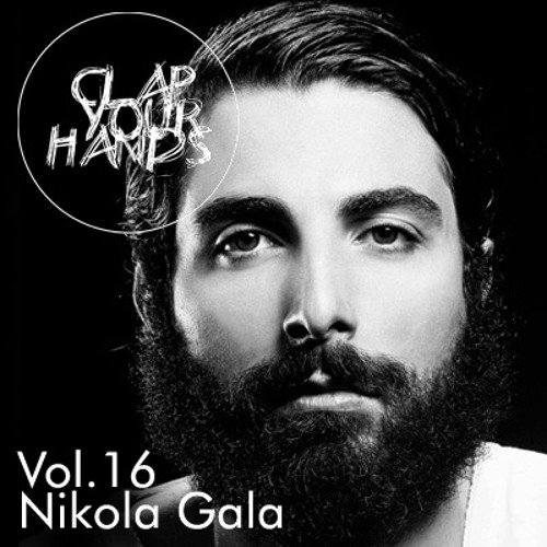 Nikola Gala Mix For CLAP YOUR HANDS Jan.2013