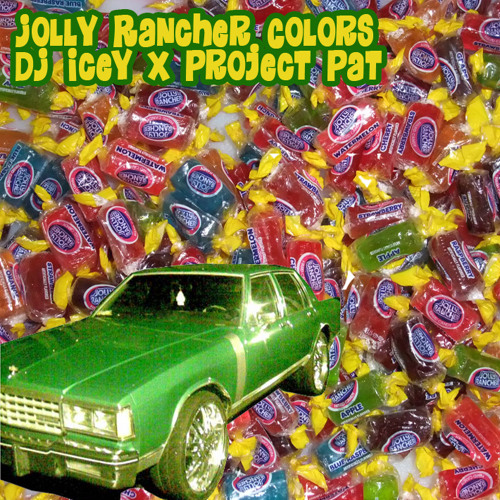 Jolly Rancher Colors