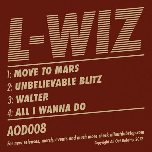 AOD008 - L-WIZ EP (promo)