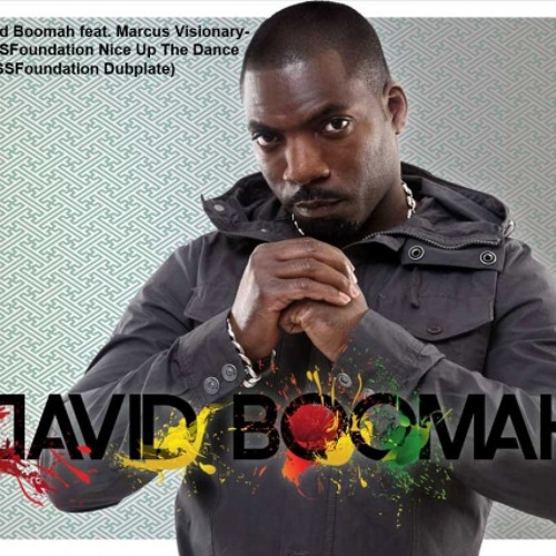David Boomah ft. Marcus Visionary - BASSFoundation Nice Up The Dance (BASSFoundation Dubplate)