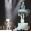 Lady Gaga - Telephone - Dance in The Dark - BRIT Awards 2010 - HQ