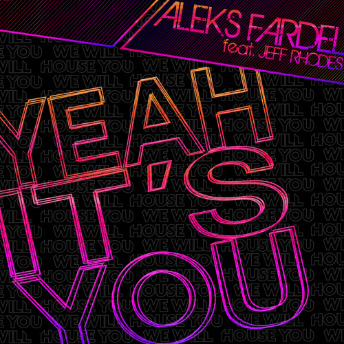 Ur Not Here by Aleks Fardel feat. Jeff Rhodes