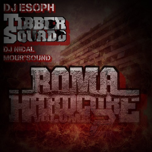 "[RAP] Tibber Squadd - CONCETTO SVELTO (Prod. & Scratch Dj Esof - ""Roma Hardcore vol. 2 Mixtape"")"