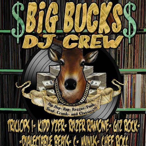 "Big bucks ""the lost projects"""