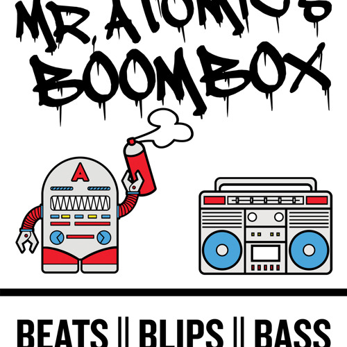 Mr Atomics Boombox Vol. 2 Feat. Panther God