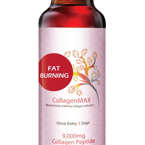Fat Burning CollagenMAX Skin care and Weight loss in a bottle
