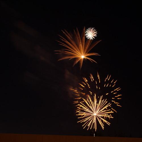 Fireworks 2013 New Year