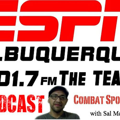 Heather Jo Clark Interview ESPN ABQ Combat Sports PODCAST with Sal Mora