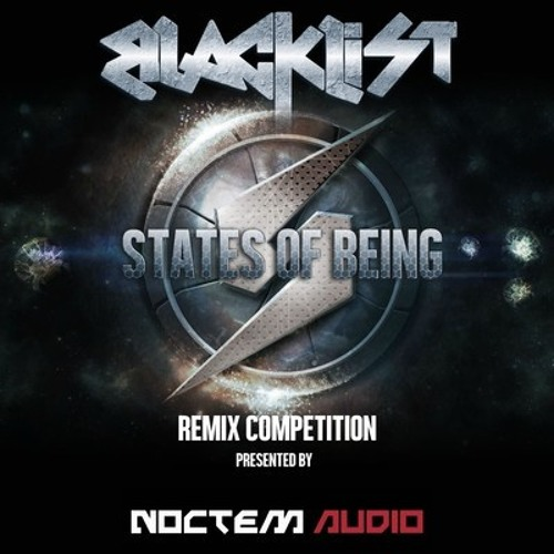 Blacklist - States of Being (Thought & Process Remix)
