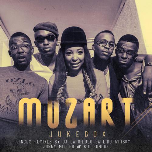 MUZART - Jukebox [Album Sampler]