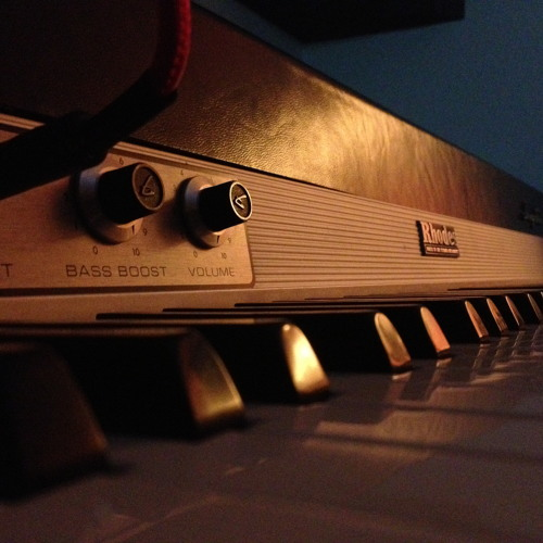 First Rhodes recording