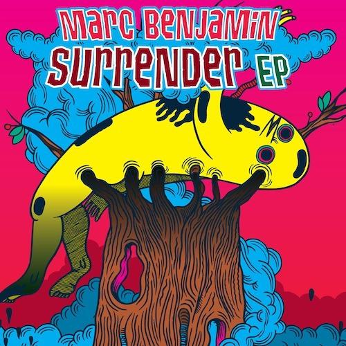 Marc Benjamin - Surrender
