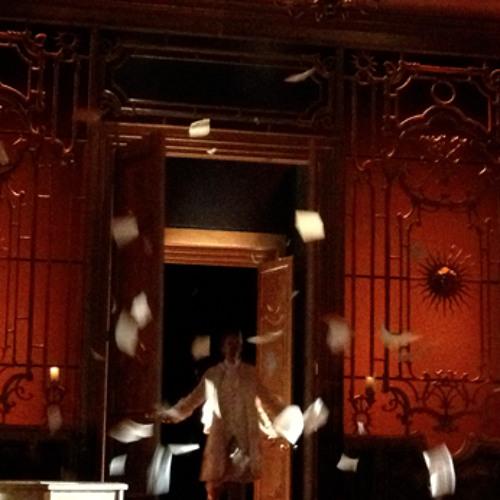 Act 5 The Paper Drop Entr'acte