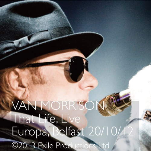 That's Life, Live at the Europa, Belfast. 20 Oct 2012
