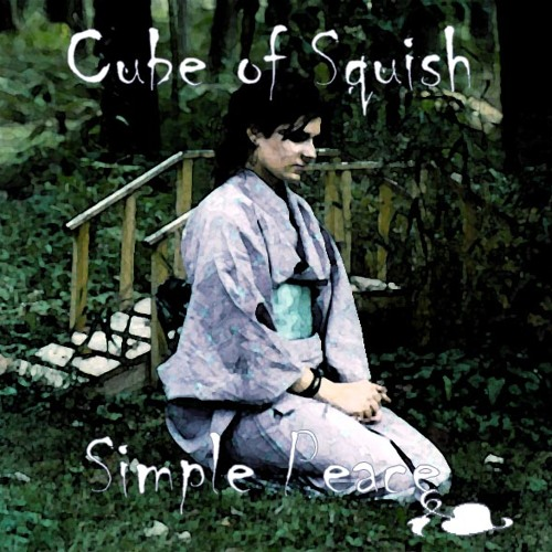 Cube of Squish- Simple Peace