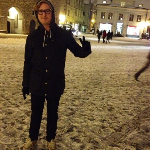SYNKRO @ Studio - Estonia, February 2013