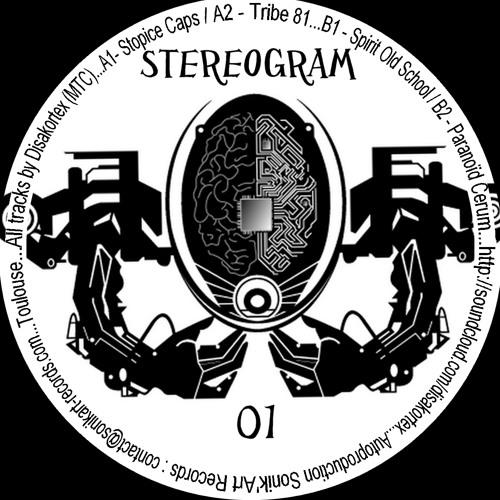 Spirit Old School (Stereogram 01)