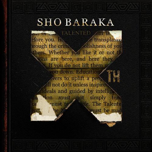 Sho Baraka - Nicodemus (feat. Diamone)