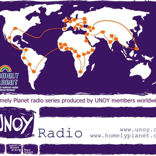 UNOY Radio  - Afghans for Progressive Thinking (Programme 1)