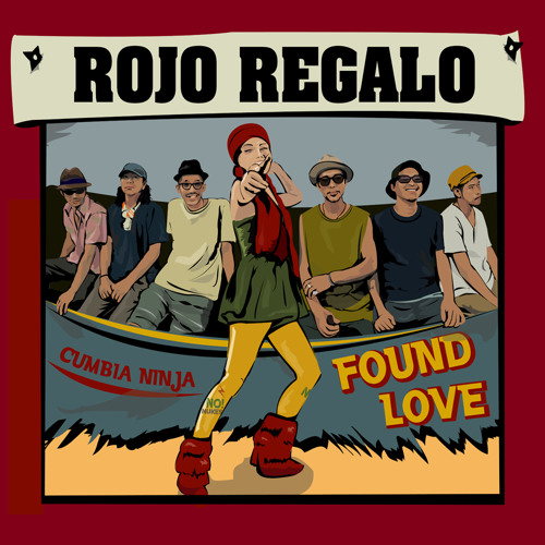 ROJO REGALO / FOUND LOVE sampler