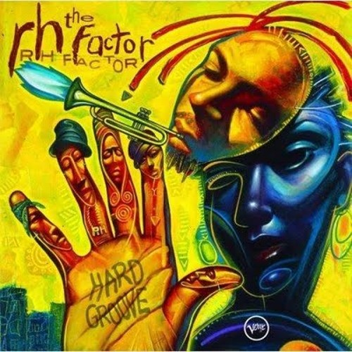 Roy Hargrove  - The Rh Factor - How I Know/Shelby Johnson