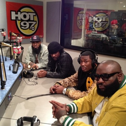 Meek Mill - Hot 97 (Freestyle)