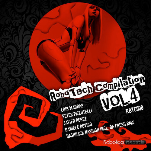 Hashback Hashish - Blow (Da Fresh rmx) (Robotica Records)
