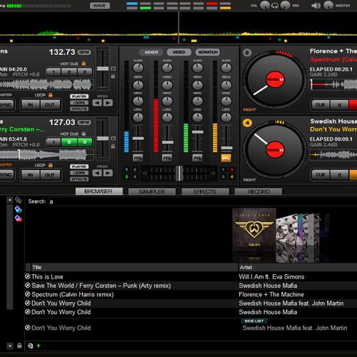 DJ MOPY 103 - SMH W.I.M. F+TM - This is Love, Don't You Worry Child Spectrum's Gonna Save the World