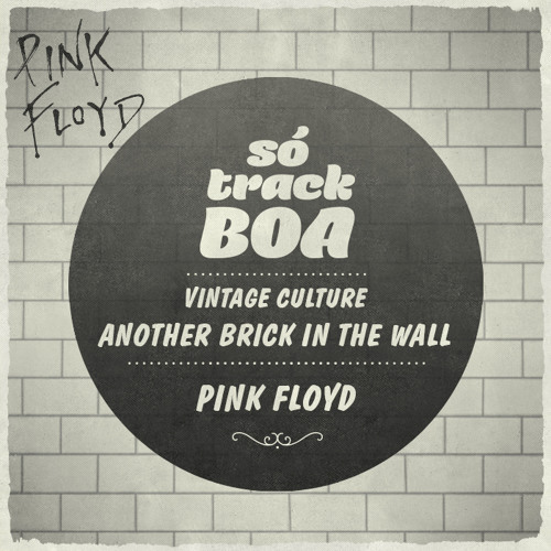 Pink Floyd - Another Brick in the Wall [Vintage Culture Remix] / STB002