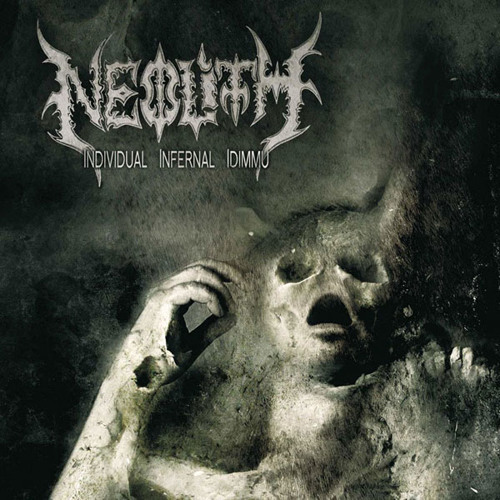 Neolith-fright emblazoned on faces