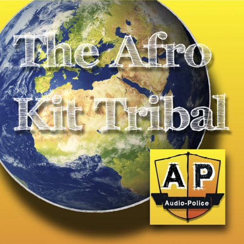 279 The Afro Kit Tribal Snippet _ Demo