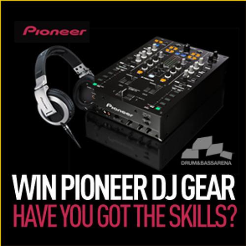 Drum&BassArena & Pioneer DJ Competition 2013 - Winner!