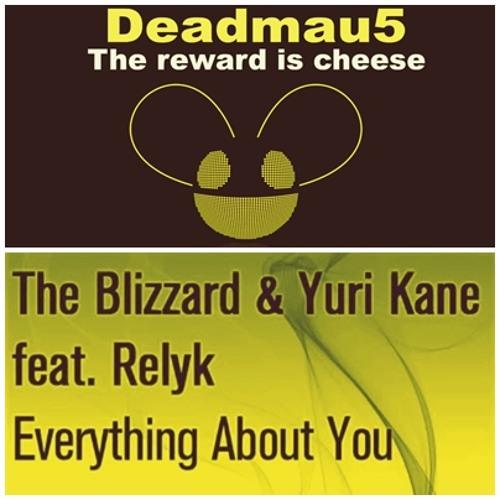 Deadmau5 & JELO vs The Blizzard, Yuri Kane & Relyk - The Reward is About You (Axel Ruvalcaba Mashup)