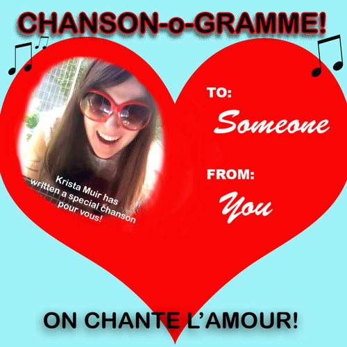 Chanson-O-Grammes 2013