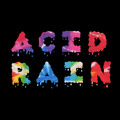 Chance the Rapper Acid Rain Artwork
