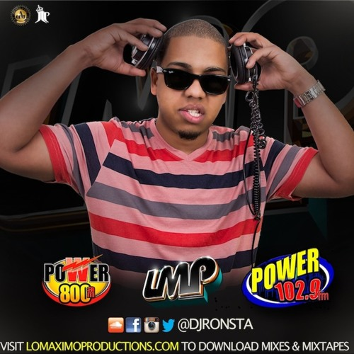 DJ Ronsta - Dancehall Reggae Mix 1
