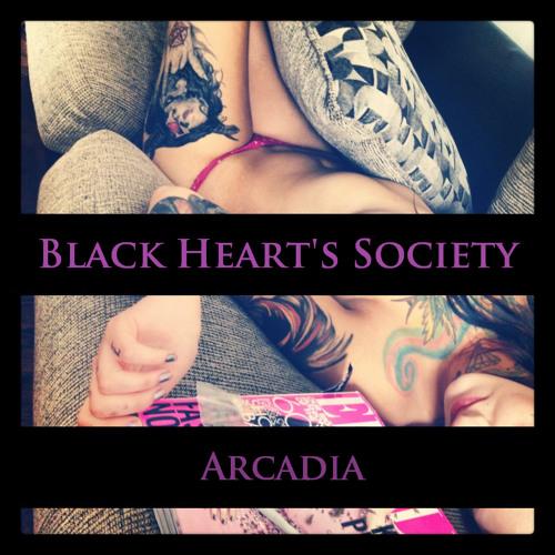 Black Heart's Society - Linda Gatsby's Great Depression