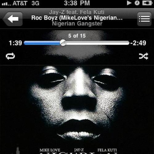 Jay-Z x Fela Kuti - Roc Boys (and the winner is) Nigerian Gangster Remix [2012 Edit]
