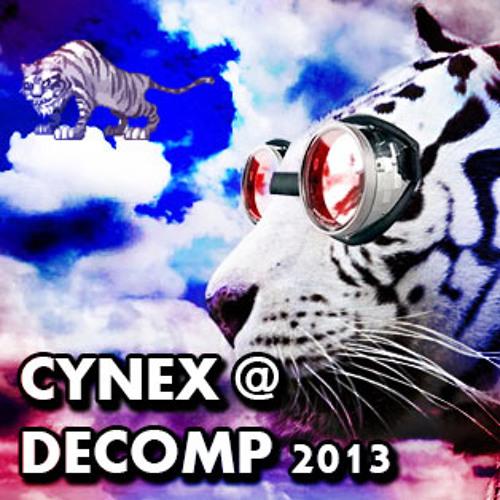 Cynex Set @ Decomp Toronto 2013