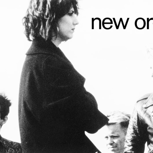 Your silent face-New Order