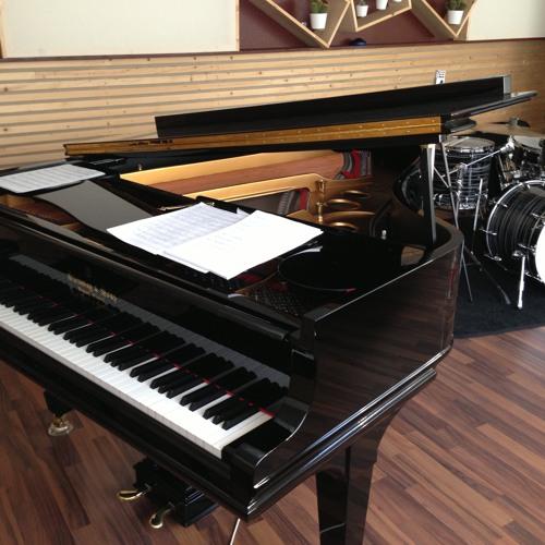 Piano & Drums Jam - Mercy