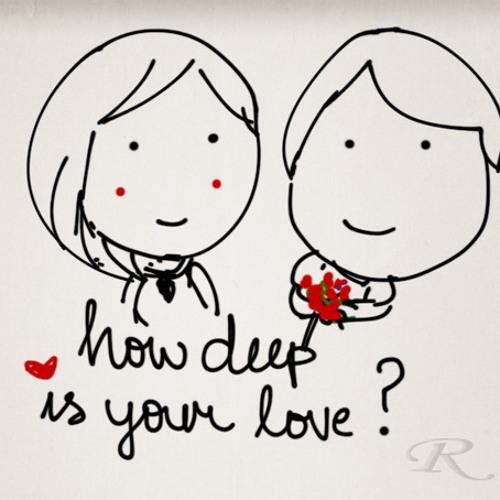 Rahne & @Runtlalala - How Deep is Your Love (cover)