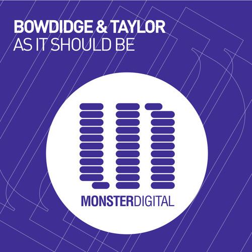 Bowdidge & Taylor - As It Should Be (Edit)