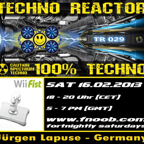16-02-2013-Juergen-Lapuse-JL-TR-029-Techno-Reactor