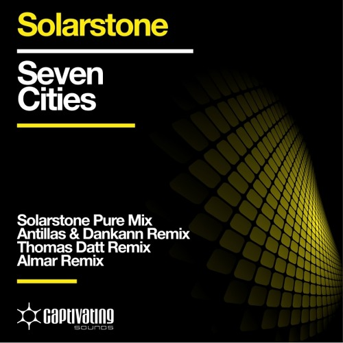 Solarstone - Seven Cities (Pure Mix)