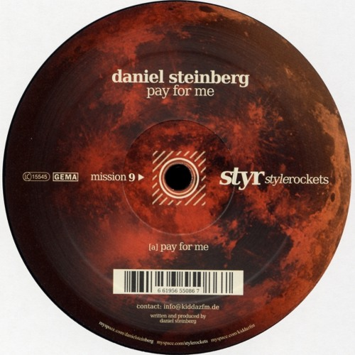 Daniel Steinberg - Pay For Me